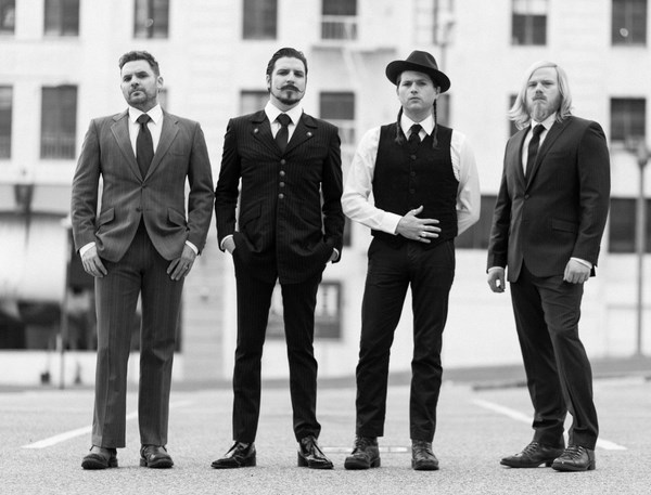 Rival Sons Singer Rival Sons in 2014