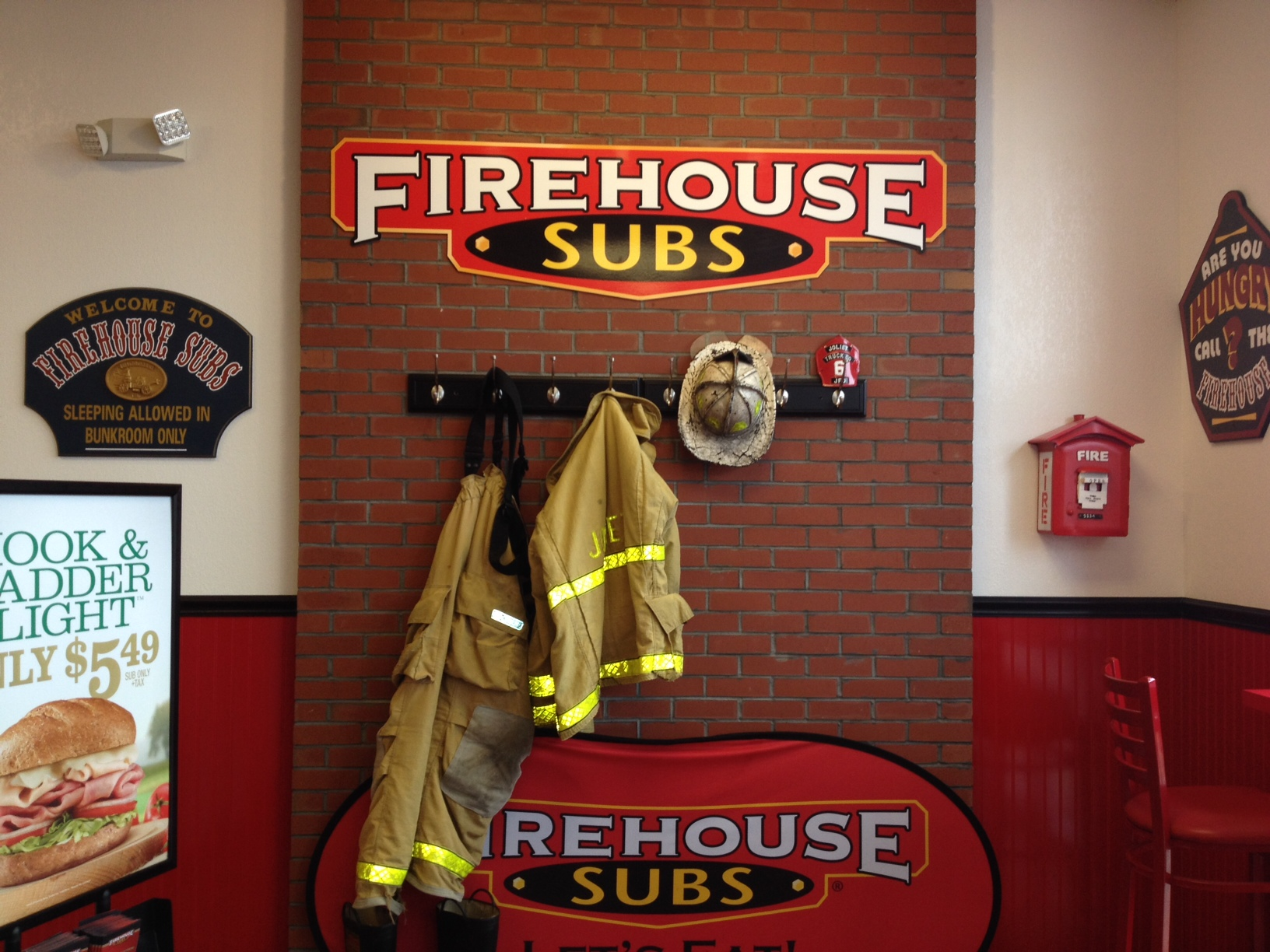 case 6 firehouse subs
