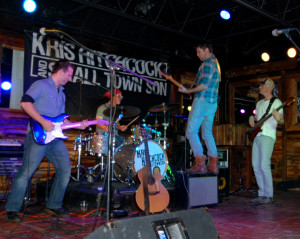 Kris Hitchcock and Small Town Son (1)
