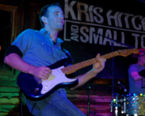 Kris Hitchcock and Small Town Son (2)