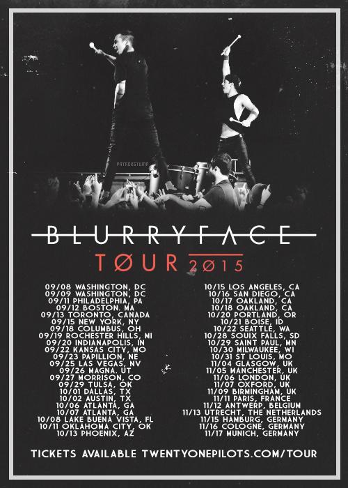 Band Heathens Tour Dates